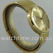 Patek Philippe 3514/1 18k Yellow-Gold on Bracelet