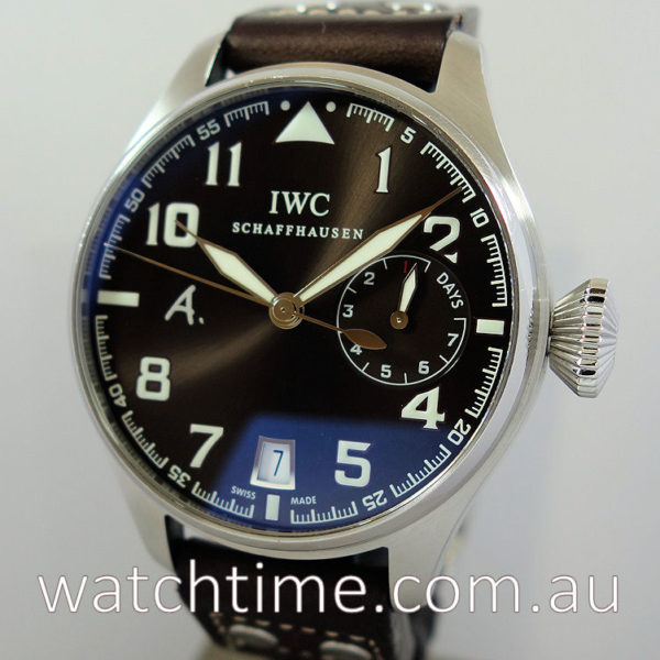 "IWC BIG PILOT  ""SAINT EXUPÉRY"" Ltd. Edn. IW500422"