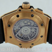 Hublot 18K RED-GOLD  King Power GMT  771.OM.1170.RX