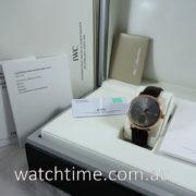 IWC Portofino Eight Days18k Rose-Gold 45mm IW510104