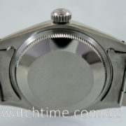 Rolex Air-King Date  c 1973  Grey-dial