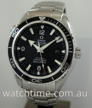 Omega Seamaster Planet Ocean 600m Co-Axial Big Size