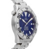 Omega Seamaster 300m 22558000  'Electric' blue dial
