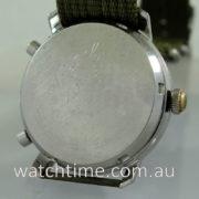 Hamilton Chrono-matic  11002-3  Panda-dial