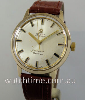 1968 OMEGA 9ct Yellow-Gold Automatic  Cal 552