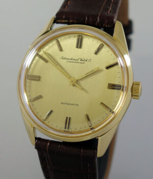 IWC Automatic  Cal  854  18k Gold