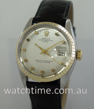 Rolex Oyster Date Steel   Gold  c 1969 RARE Dial