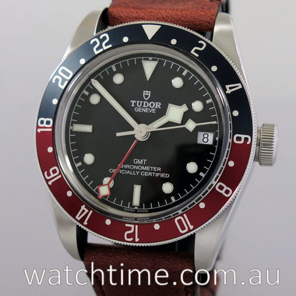"Tudor Pepsi BLACK BAY GMT ""UNUSED""  M79830RB-0002"