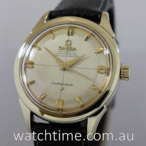 OMEGA Constellation  Gold   Steel 1956