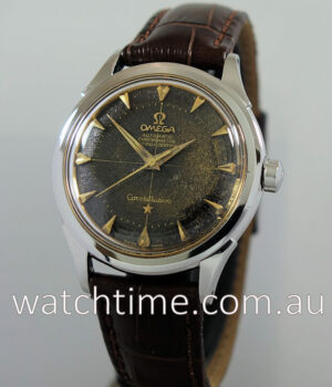 OMEGA Constellation  Black-dial Papers 1958