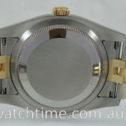 Rolex Datejust 18k & Steel  116233