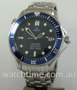 Omega Seamaster 300m Diver with Papers