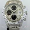 Tudor ChronoTime Silver / Black Linen-dial 79280P