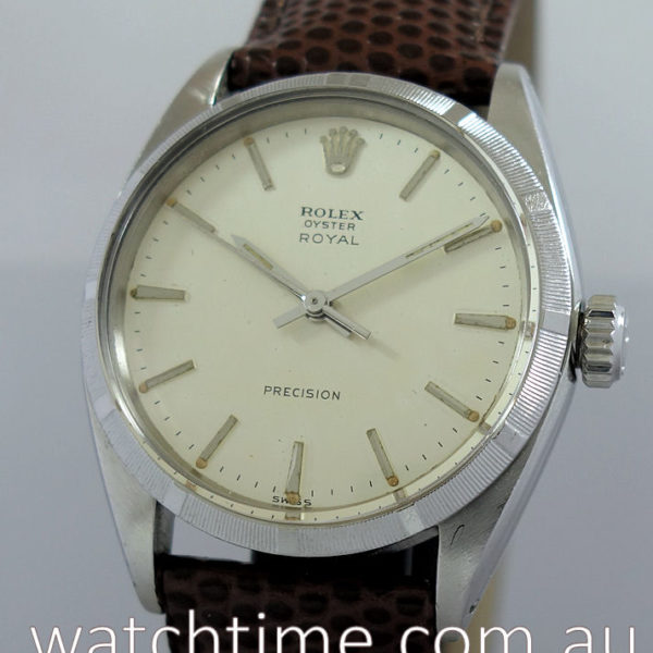 Rolex Oyster Royal  c 1961