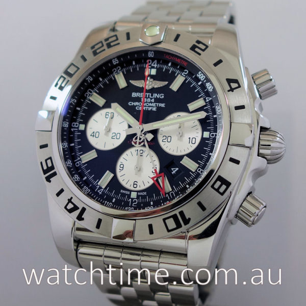 Breitling Chronomat GMT AB0413 June 2016