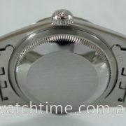 Rolex Datejust 36mm Steel, Rhodium Roman dial  16220