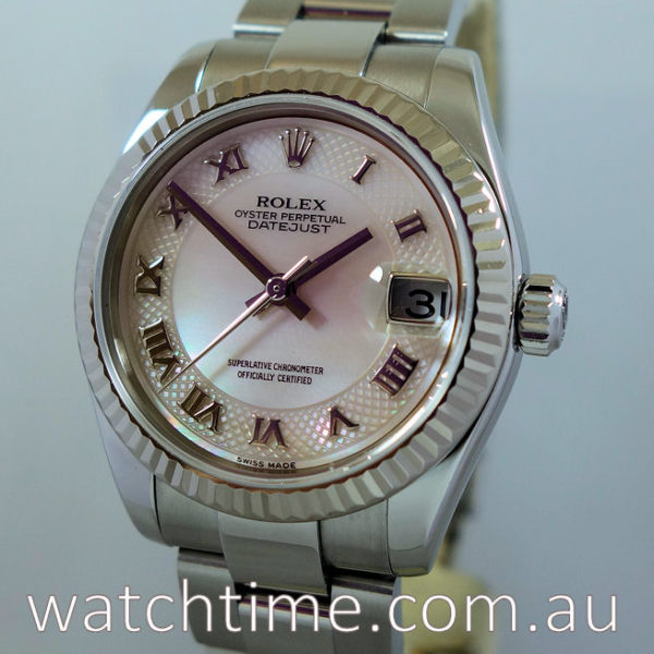Rolex Datejust 31 Steel Mother of Pearl dial 178274