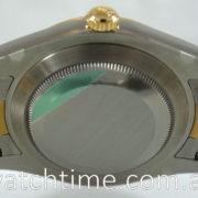 Rolex Datejust 41mm 18k & Steel, Diamond-dial 116333 UNUSED