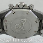 Audemars Piguet Royal Oak Chronograph  41mm Black-dial  26331ST.OO.1220ST.02