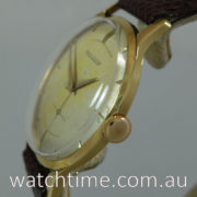 Jaeger leCoultre 18k, Hand-wound Cal P480 C