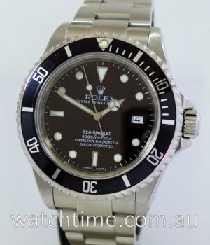 Rolex SeaDweller 16600 Box   Papers SEL