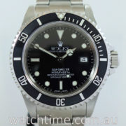 Rolex SeaDweller 16600 Box & Papers SEL.