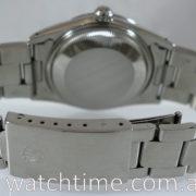 Rolex OysterDate, Black dial  15000