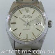 Rolex Air-King Date Linen dial c 1970