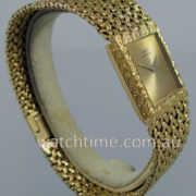 Piaget 18k Yellow-Gold with Intergal bracelet  ref. 7131D2