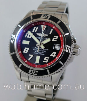 Breitling Superocean Abyss 42  RED  A1736402
