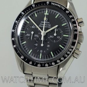 OMEGA Speedmaster Moonwatch 1982 Box   Papers