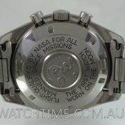 OMEGA Speedmaster Moonwatch 1982 Box & Papers