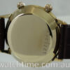 Jaeger LeCoultre  MEMOVOX 1970s  Rare Gold / Navy dial