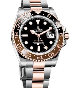 Rolex GMT-Master II  Rootbeer  126711CHNR May 2018 Box   Papers