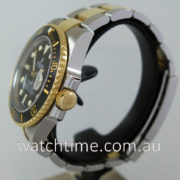 Rolex Submariner Gold & Steel  116613LN   Box & Card Coming Soon!