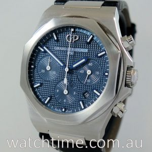 Girard-Perreguax LAUREATO Chrono 42mm 81020  APRIL 2019