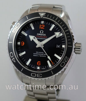 Omega Seamaster PLANET OCEAN 600m  Co   Axial 45 5mm 232 30 46 21 01 003