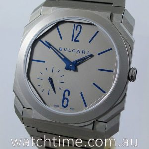 Bvlgari Octo Finissimo Automatic Ltd Edn 102945 Box   Papers 2019