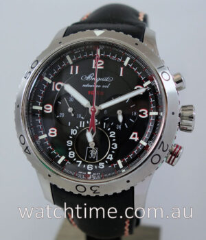 BREGUET Type XXII Flyback Chronograph 3880ST H2 3XV
