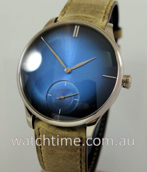 H  Moser   Cie  Venturer SMALL SECONDS  2327-0207 Limited edition of 100 pieces