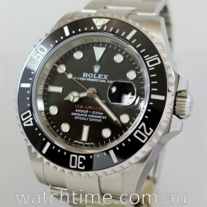 ROLEX SEA-DWELLER 4000 50th Anniversary  Jan 2018 126600   IN STOCK NOW