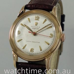 ROLEX  Aqua  10ct  Manual-winding  1950s