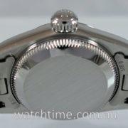 Rolex Lady Oyster, Black Explorer dial 67180