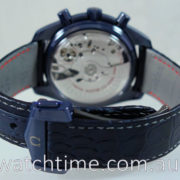 """Omega Speedmaster Blue Side Of The MoonMarch 2018 """"AS NEW"""""""