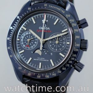 Omega Speedmaster Blue Side Of The MoonMarch 2018  AS NEW