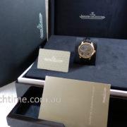 Jaeger-LeCoultre Duomètre Quantième Lunaire Pink-Gold  604244J