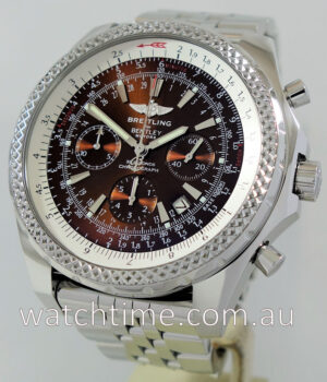 BREITLING for Bentley Motors Chronograph  Bronze dial A25362