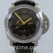 PANERAI  Luminor Titanio 47mm Equation of Time PAM656 2017