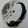 Rolex Datejust 36   Black FACTORY Diamond-dial & Diamond Bezel  116244