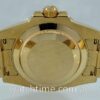 Rolex Submariner 18k Gold  Blue dial / bezel  116618LB